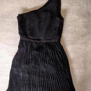 Club Monaco - One Shoulder Cocktail Dress (Sz. 6)